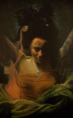"Redemption 36"" X 60"" oil on canvas ... available ... for more information visit, http://www.mheine.com/redemption.html"