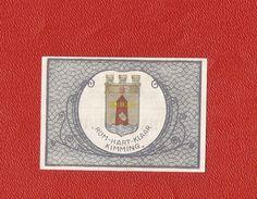 Germany Notgeld 50 pfennig 1920 Schleswig Holstein Westerland Sylt #26