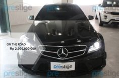 Mercedes Benz C63 AMG Black Series at Prestige Image Motorcars