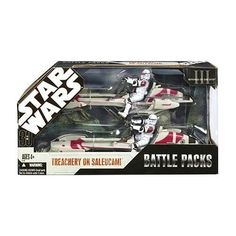 Star Wars: 30th Anniversary Collection Battle Packs: Treachery On Saleucami Action Figure Multi-Pack Star Wars http://www.amazon.com/dp/B000OTJA4Y/ref=cm_sw_r_pi_dp_LSJGub1NGJQXA