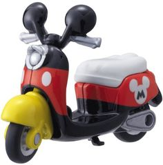 トミカ ディズニーモータース DM-13 チムチム ミッキーマウス $147@amazon.jp
