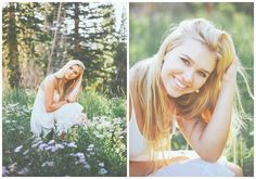 Salt Lake City Utah Mountain Senior Photography - Keala Jarvis Photography
