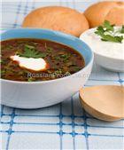 Soup in Bag Green Borsch