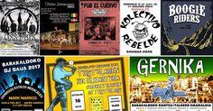 Agenda | Día del Carmen en las fiestas + danzas + 5 conciertos en bares + folclore turco