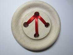 Bordados con botones :lodijoella