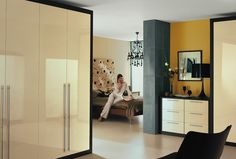 Cosmopolitan Bedroom Furniture & Wardrobes - Sharps