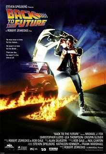 Even though Parts 2 and 3 were pretty good the one that makes the list is the first one. BACK TO THE FUTURE did really well at the Box Office in 1985 and that why they made a couple more.