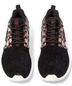Nike x Liberty Tan Cameo Print Roshe One Trainers   Womenswear   Liberty.co.uk