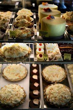 go to Dahlia Bakery! <-- Dahlia would love this :)