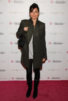Jamie-Lynn Sigler Photos: Google Music Launch Party