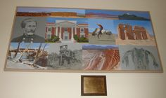 Lyon County Bicentennial Painting (Yerington, Nevada) by courthouselover, via Flickr