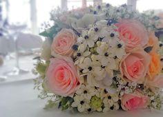 Brautstrauß #hochzeit #braut #blumen #rosen #milchstern #bride #rosa #wedding #flower #love #liebe #blume2000 #blume2000de