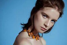ORANGE IS... for @_salveonline_  Model: @greatgreeta Editor in Chief & Hairstylist: Davide Cappello |  Studio Davide Cappello MuA: @annalena1991 Jewelry:…
