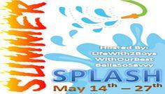 Summer Splash #Giveaway Hop {Seeking #Sponsorship} May 14-27