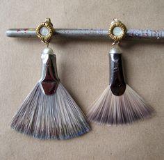 Catherine McEver - Art Emergency Earrings