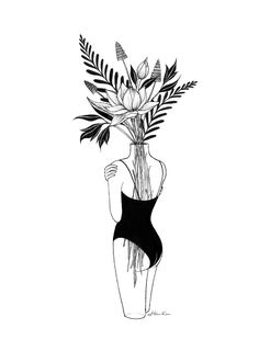 All illustrations are hand drawn by Henn Kim.