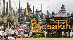 Besakih, dovolená na Bali. Ostrov Bali