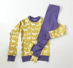 FREE Children's Pajama Patterns