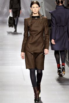 Fendi - Collections Fall Winter 2012-13 - Shows - Vogue.it