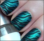 Original Art by Oooh, Shinies!: How To: Mix and match for stamping.