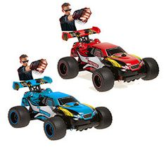 Force Racers Glove Operated Motion Controlled Rally Car
