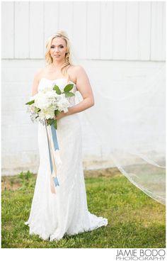 Rustic Rodes Barn Wedding in Swedesboro NJ {Will + Kristen}