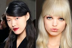 Fall's New Beauty Trends to Try Now: Best Bangs