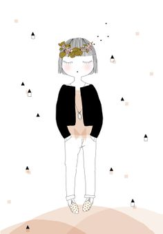 Illustration My Sweet by My Lovely Thing