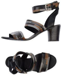 PANTANETTI High-heeled sandals