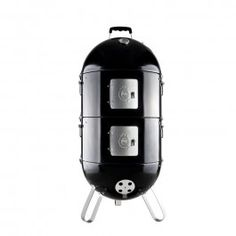 The ProQ Frontier 3 In 1 BBQ Smoker / Cook low 'n' slow with this American-style hot smoker - make pulled pork, ribs, or brisket. Doubles up as a kettle BBQ.