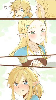 copyright, Link/Zelda, Breath of the Wild / 息吹まとめ - pixiv Legend Of Zelda Memes, Legend Of Zelda Breath, Zelda Drawing, Zelda Anime, Film Manga, Character Art, Character Design, Desenhos Cartoon Network, Princesa Zelda