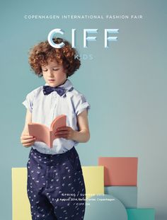 New kids fashion trends presented by Papier Mache for CIFF KIDS