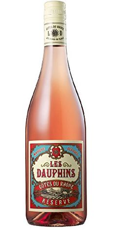 2014 Les Dauphins Cotes du Rhone Rose 750 mL -- Check this awesome product by going to the link at the image.