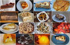 Επιδόρπια και γλυκά για το κλείσιμο του γιορτινού τραπεζιού - cretangastronomy.gr Cream Crackers, French Toast, Muffin, Snacks, Dishes, Breakfast, Ethnic Recipes, Desserts, Food