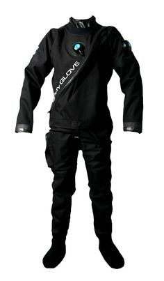 Body Glove Drysuit comes with easy storage and carry nylon bag