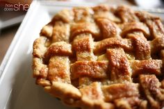 Pennys perfect pie crust   #howdoesshe #piecrust #piecrustrecipes howdoesshe.com
