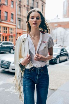 Model Off Duty / Street Style#streetstyle #streetfashion #modeloffduty