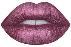 #donation Long wearing highly pigmented metallic lipstick in a seductive deep plum mauve hue. The perfect #color that no one can describe, but everyone is lustin...