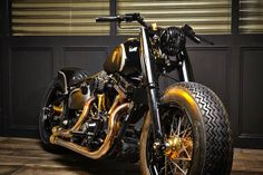 Harley Softail Slim 'Crowned Stallion' by Rough Crafts