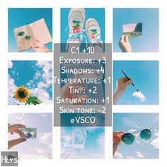 Filters For Pictures, Fotografia Vsco, Vsco Hacks, Best Vsco Filters, Vsco Effects, Vsco Themes, Photo Editing Vsco, Vsco App, Vsco Presets