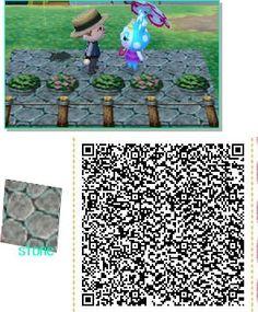 Animal Crossing: New Leaf QR Code Paths Pattern, Credit