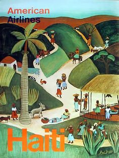 airline travel poster hawaii - Google Search