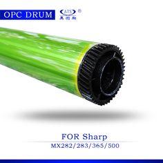 2pcs Photocopy Machine Compatible opc drum parts 282 283 365 500 for Sharp MX282 MX283 MX365 MX500 282 283 365 500