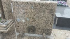 Cemitério Municipal de Rodeio é alvo de ladrões (Fotos)