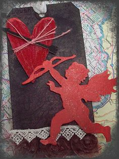 Cupids Arrows created by Creative Paper Arts