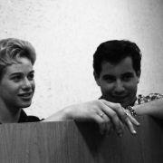 Carole King and Paul Simon. Photos Courtesy of Sony Music Entertainment Archive