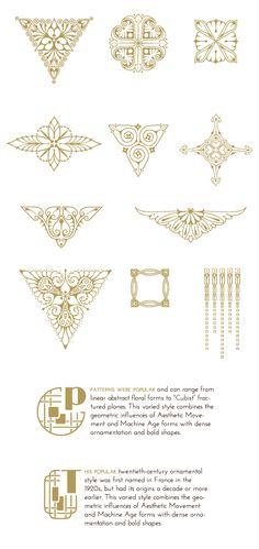 Jewerly Design Drawing Pattern Art Nouveau 30 Ideas For 2019 Motifs Art Nouveau, Motif Art Deco, Bijoux Art Nouveau, Art Deco Pattern, Art Nouveau Design, Pattern Design, Art Deco Illustration, Art Deco Tattoo, Jugendstil Design