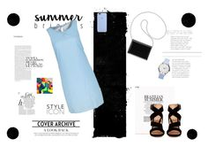 """""""Untitled #492"""" by paustukas ❤ liked on Polyvore featuring Gianvito Rossi, Nine West and Whiteley"""