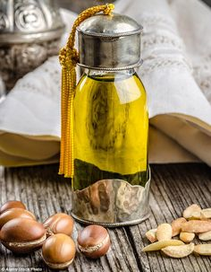 Argan oil, which has been used for centuries by Moroccan tribespeople to treat dry skin and joint pains, has become the beauty elixir du jour