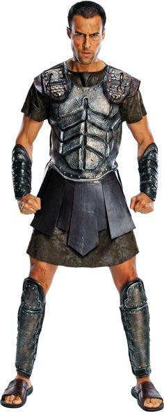 Adult Perseus Costume ($49.99) Clash of the Titans - Party City ONLINE | 2 stars | Greek